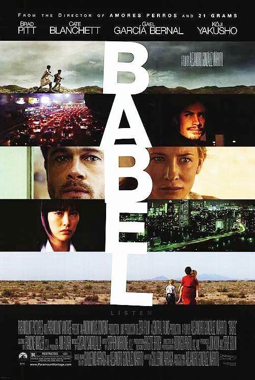 Babel, film poster