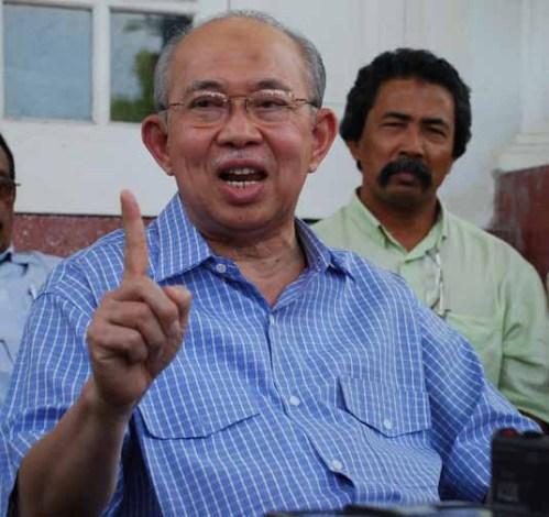 Ku Li, dituduh penyebab kekalahan UMNO