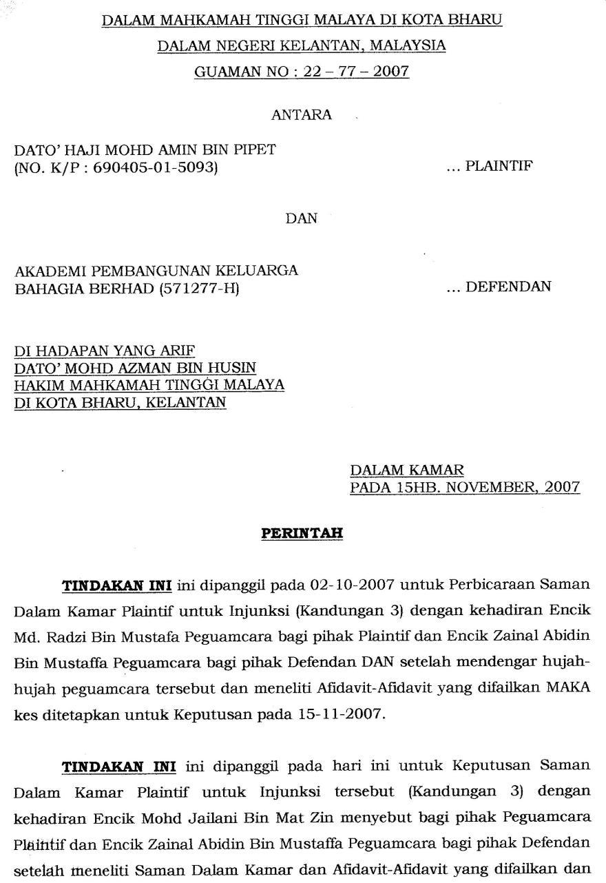 notis perintah page 1 of 2
