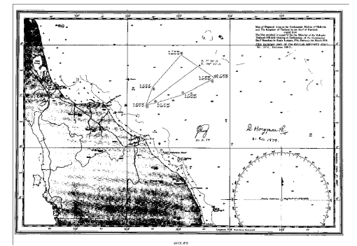 Admiralty Chart