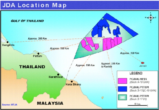 JDA Location MAP
