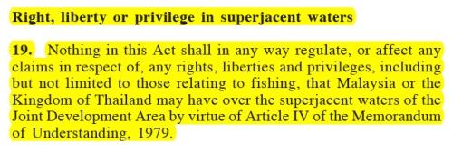 MTJA - respecting original Rights