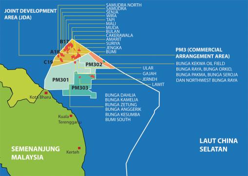 Sumber Petroleum dan Gas Kelantan