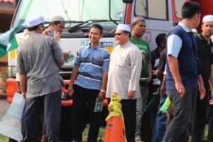 Kehadiran TMB Kelantan berkempen di saat akhir di PDM Kg Bharu, Kuala Besut