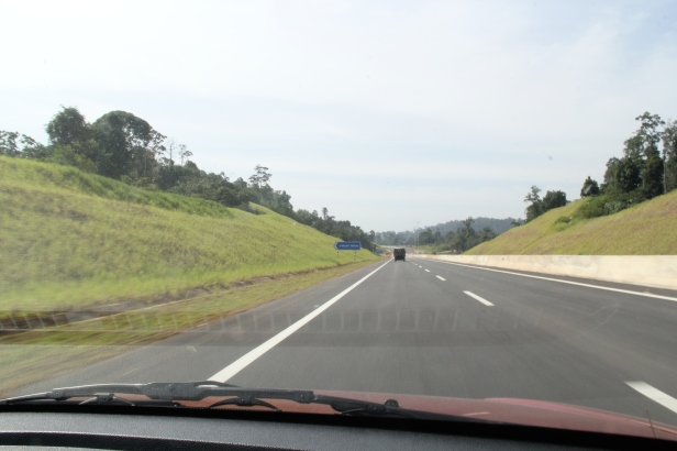 Central Spine Road